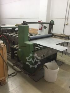LAMINATING MACHINE FOR THIN AND THICK