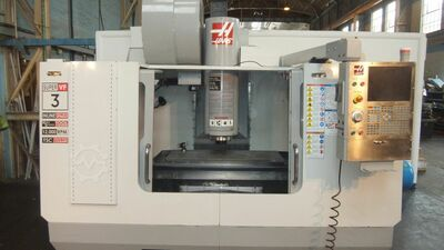 Super Speed Haas VMC