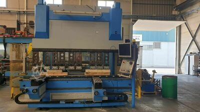 Gasparini PBS 75/2500 FP Hydraulic Press