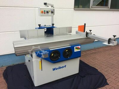 Tilting spindle milling machine table