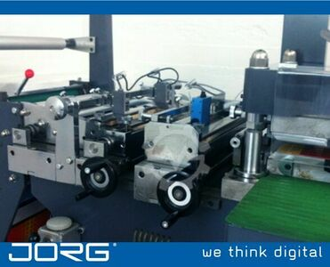 JORG Label Finishing Pro  | Reconditioned by JORG
