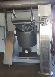 Mixing plant, mixing machine