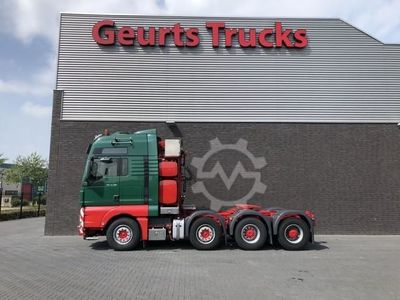 MAN TGX 41 680 8X4 HEAVY DUTY TRACTOR 250 TONS