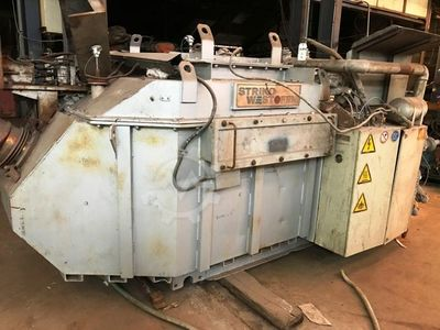Automatic Alu-Pouring Furnace