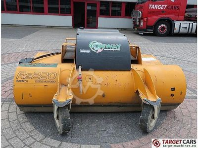 Sonstige/Other Eastern RS220 Collector Sweeper Bucket 220cm