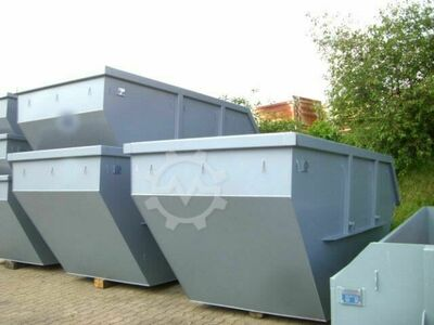 Sonstige/Other nfp Eurotrailer 10 Absetzcontainer