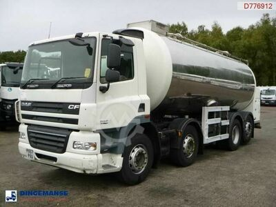 DAF CF 85.360 RHD Crossland food tank 20 m3 / 1 comp