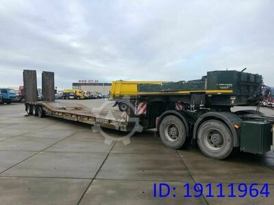 Sonstige/Other MOL LOW BED TRAILER