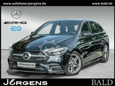 Mercedes-Benz B 220 4MATIC AMG+Fahrassist.+Pano. Dach+LED