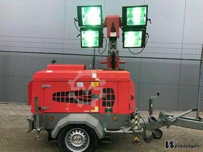 Light mast generator diesel