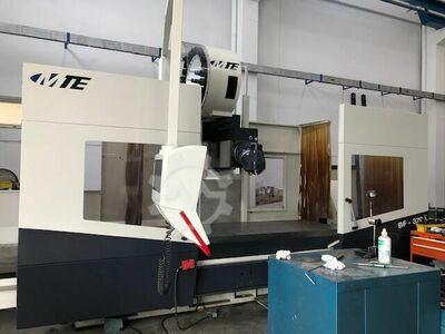 FIXED BED MILLING MACHINE MTE