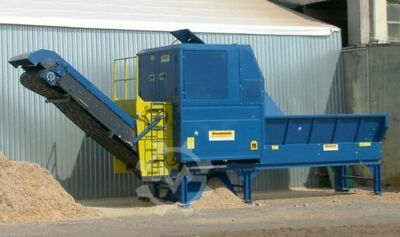 shredder , mill , HUSMANN HFG5