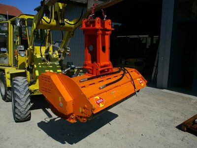 Mulcher hydraulic for 6-10 to excavator