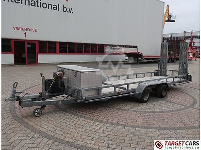 Sonstige/Other Pijnappel PTA-2703/L Machine WorkLift Trailer
