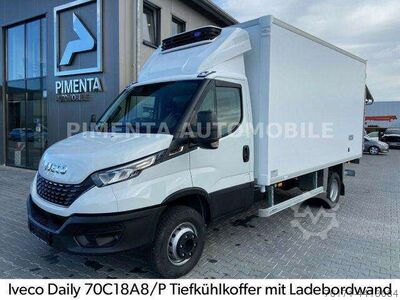 Iveco Daily 70C18A8NAVI TIEFKÜHL 20 +Carrier/LBW8Palt