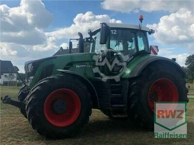Fendt ** 939 profi plus version / rüfa **
