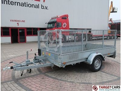 Sonstige/Other Hubiere H211L Tipper Equipment trailer