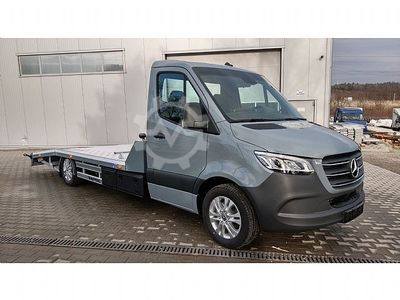Mercedes-Benz Sprinter 319 Autotransporter