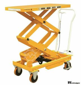 Intralift BS15D Double scissor lift 150kg