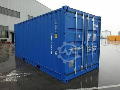 Sonstige/Other Open Side Door Container 20 ft auch als HC