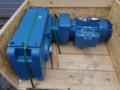 Demag AUH90TL offset remmotor
