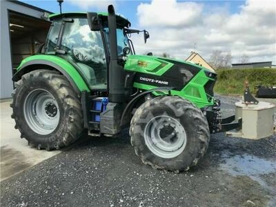 Deutz-Fahr Agrotron 6.155 RC shift