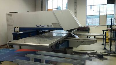 TRUMPF Germany TruPunch 1000