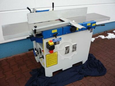 Dressing-thickness planer