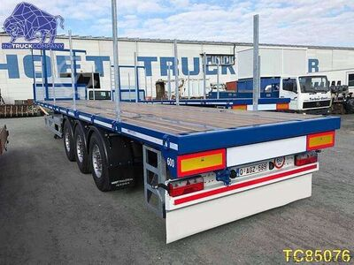 Sonstige/Other Hoet Trailers Flatbed