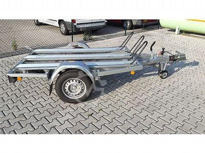 Tpv Trailers MB2 205x115 1,0 T mit Tempo 100
