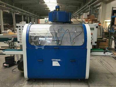 Uniwood finishing smp 420 4L + bmp 400