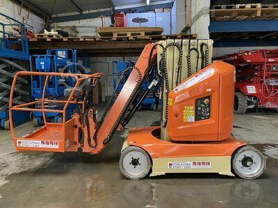Suport telescopic JLG Toucan 12E +