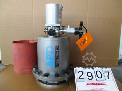 APD Vakuumpump 12 SC #2907 for high vacuum