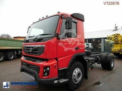 Volvo FMX 330 4x2 NEW (right hand drive)