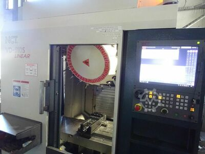 NCT machining centre VD-510S Linear
