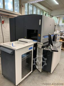 HP Indigo 5500 digital press