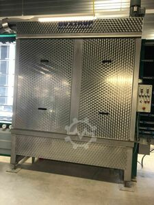 Buxtrup stainless steel vertical washing