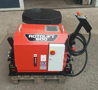 welding table - Manipulator - Rotoift600