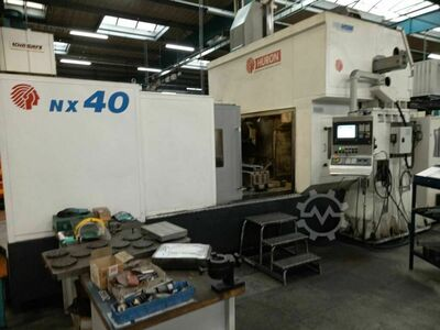 3-axis vertical machining centre