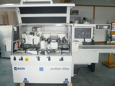 Four page planing machine