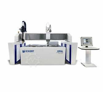 Eckert Cutting Technology Opal WaterJet Combo