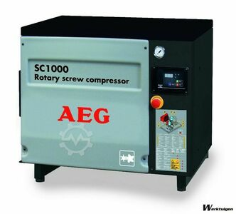 AEG SC1000 Screw compressor