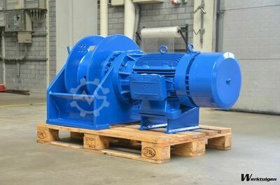 DEGRA 6 Ton electric winch with freewheel