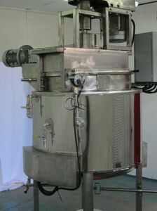 Machine for Cake Gel Emulsifier