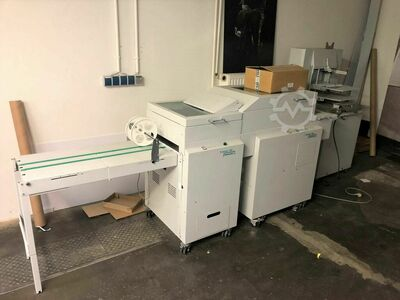Nagel Foldnak 100 / Trimmer 100 / Robofeeder