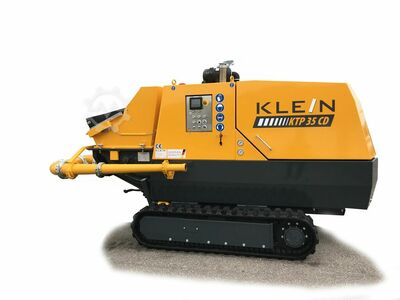 KLEIN Trailer Pumpe 35 CD