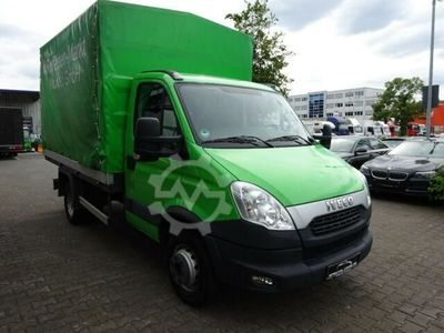 Iveco Daily 65 C15 * Pritsche/Plane 3,7 To. Nutzlast