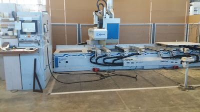Centre d'usinage Weeke Optimat BHC 550