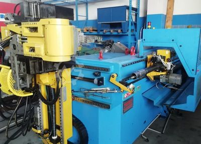 Used pipes bending machine Crippa CA 542