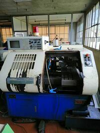 USED CNC LATHES